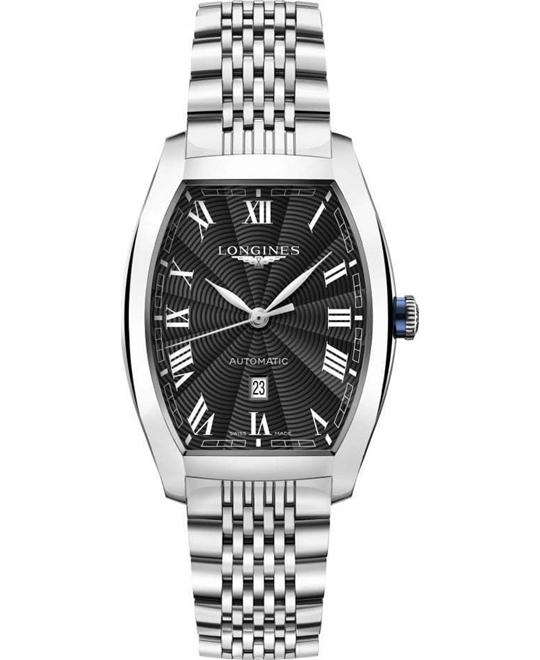Longines L2.342.4.51.6 Evidenza 30.5X 35.6mm