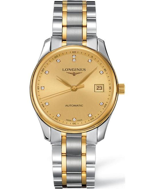 Longines L2.518.5.37.7  Master Collection 36mm