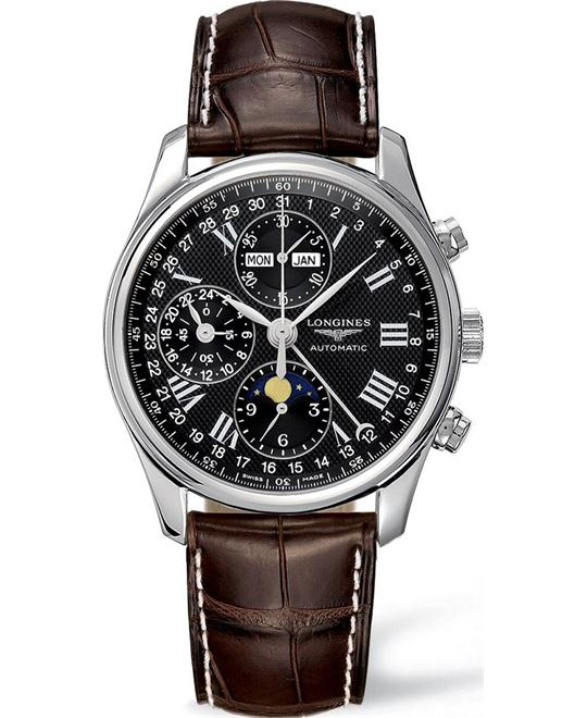 Longines L2.673.4.51.3 Master Collection Watch 40mm