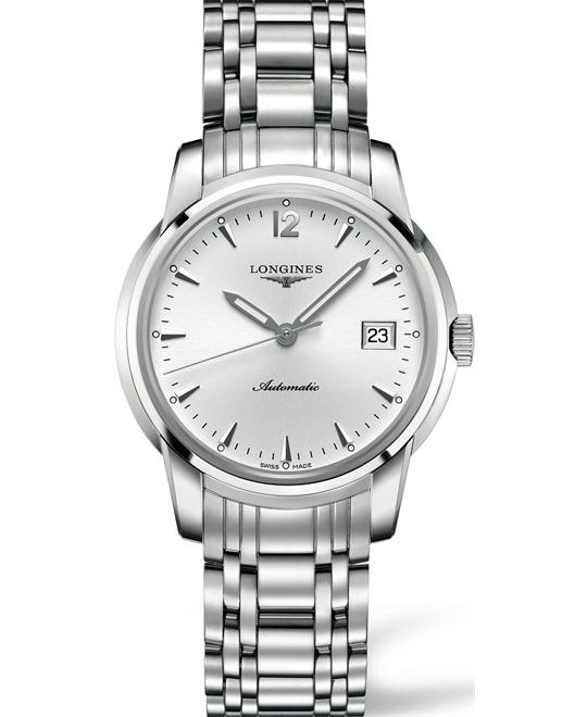 Longines L2.763.4.72.6 Saint Imier Watch 38mm