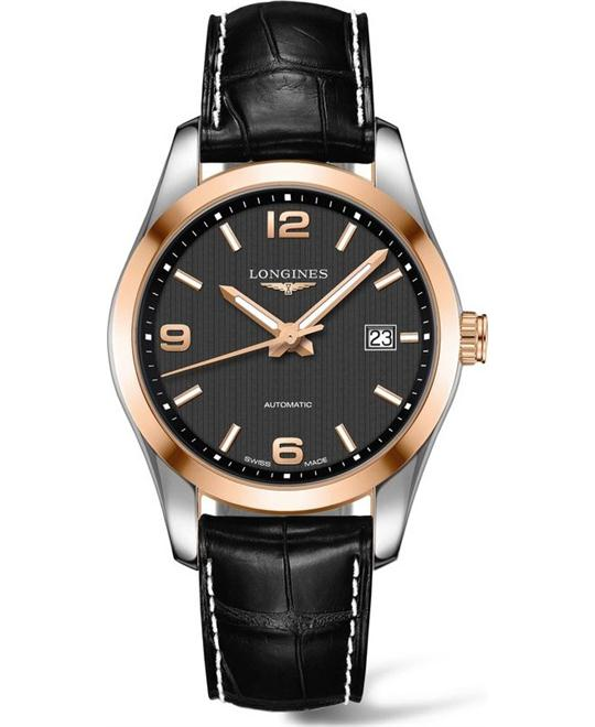 Longines L2.785.5.56.5 Conquest Watch 40mm