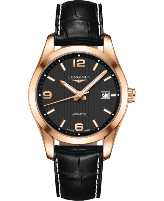 Longines L2.785.8.56.5 Conquest Watch 40mm