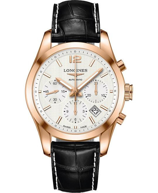 Longines L2.786.8.76.3 Conquest Classic 41mm