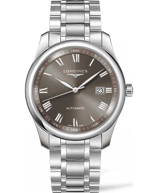 Longines L2.793.4.71.6 Master Automatic Watch 40mm
