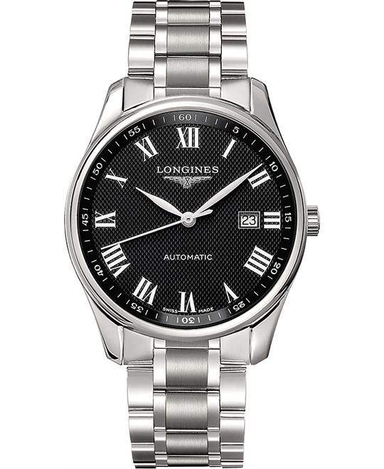 Longines L2.893.4.51.6 Master Watch 42mm