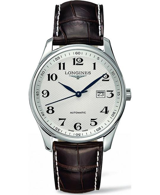 Longines L28934783 Master Automatic Watch 42mm