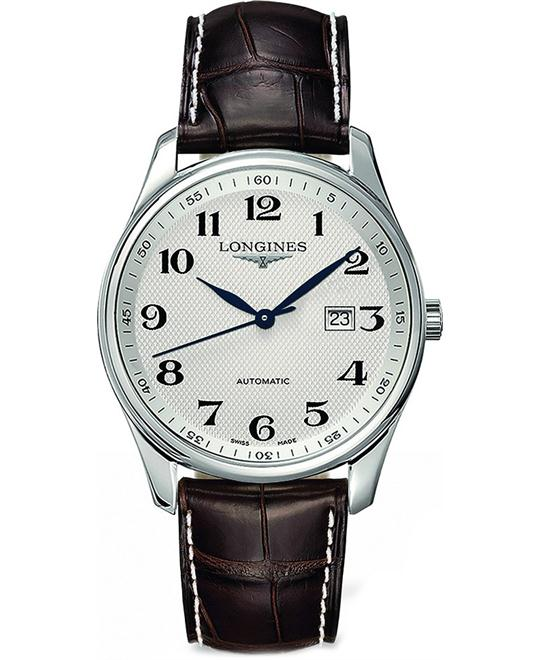 Longines L2.893.4.78.3 Master Automatic Watch 42mm