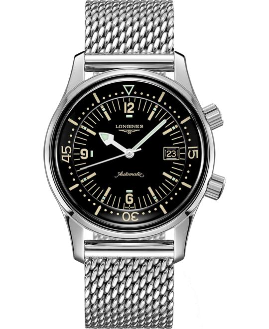 Longines L3.674.4.50.6 Heritage Legend 42mm