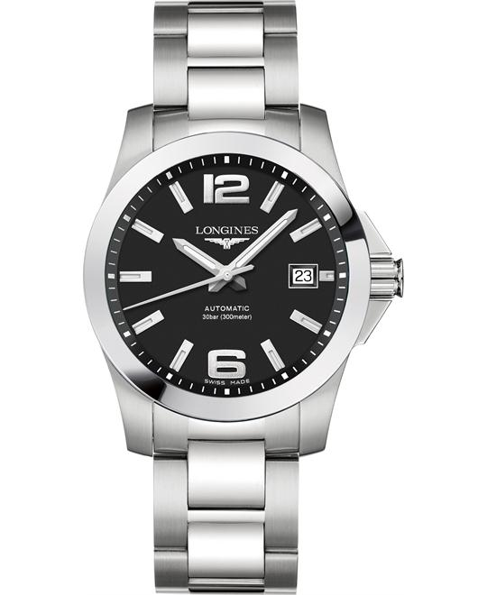 Longines L3.676.4.58.6 Conquest Auto 39mm