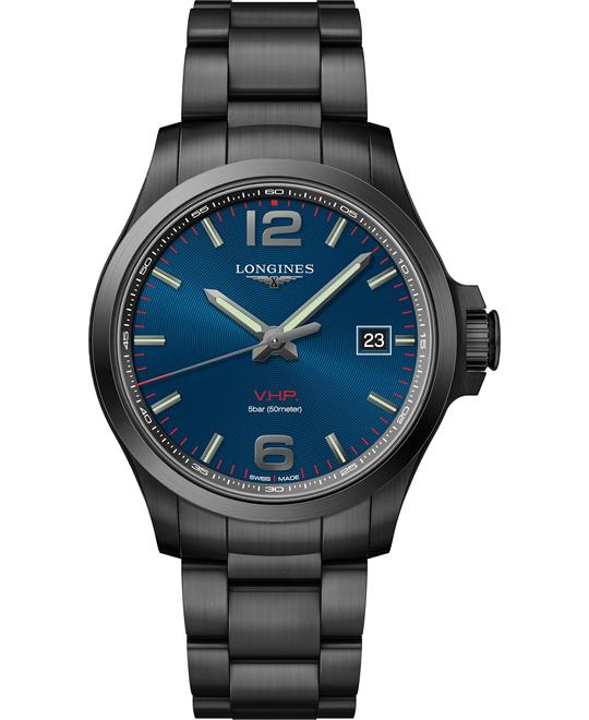 Longines L3.726.2.96.6 Hydroconquest V.H.P 43mm