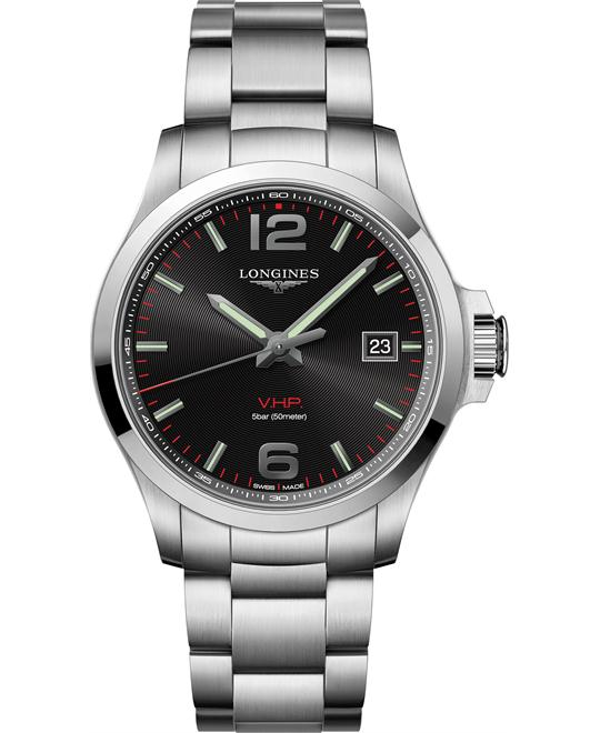 Longines L3.726.4.56.6 Hydroconquest V.H.P 43mm