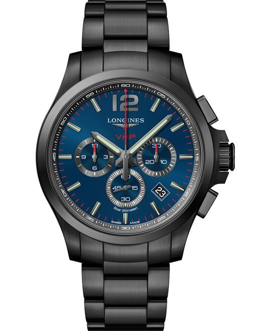 Longines L3.727.2.96.6 Hydroconquest V.H.P 44mm