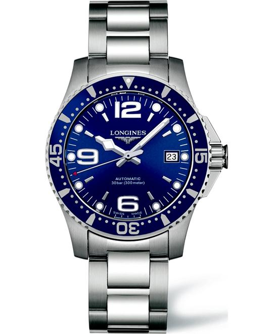 đồng hồ LONGINES L3.741.4.96.6 HydroConquest Auto Watch 39MM