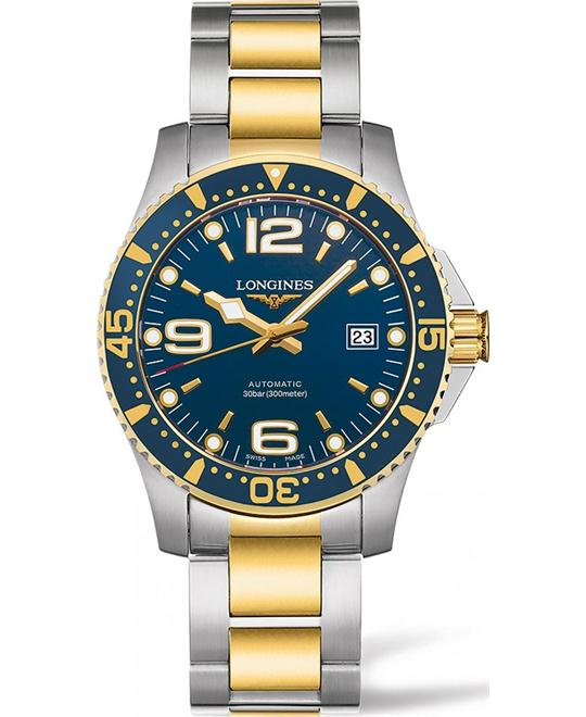 đồng hồ Longines L3.742.3.96.7 HydroConquest Mens Watch 41mm