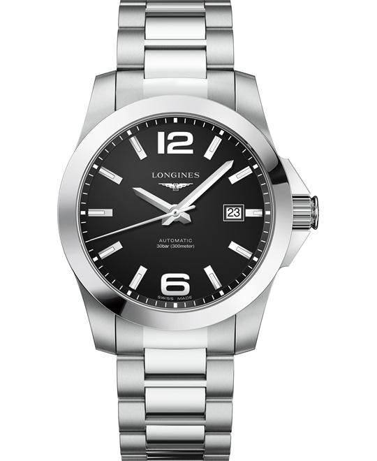 Longines L3.777.4.58.6 Conquest 41mm