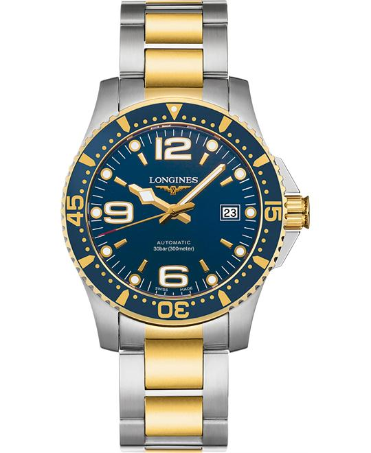 LONGINES L3.642.3.96.7 Hydroconquest Auto Watch 41mm