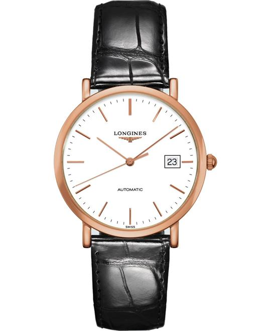 Longines L4.787.8.12.4 Elegant Watch 37mm