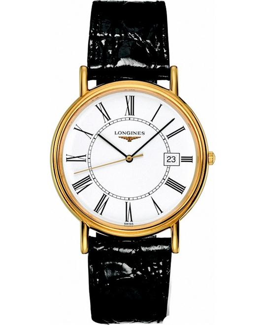 LONGINES L4.790.2.11.2  La Grande Watch 38mm