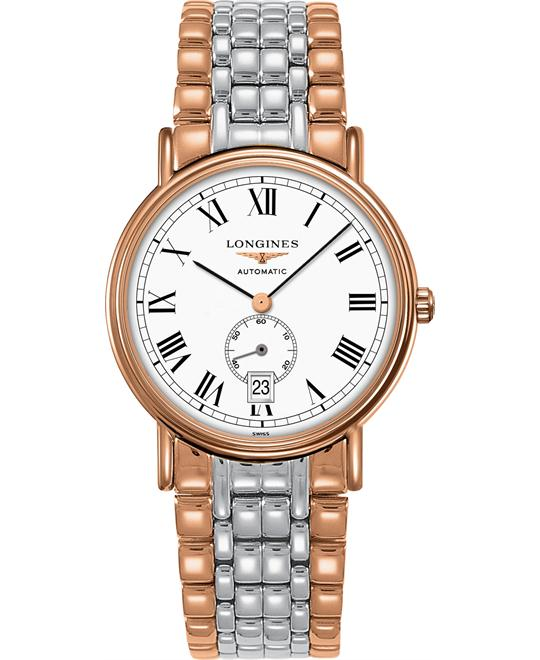 Longines L4.805.1.11.7 Presence Watch 38.5mm
