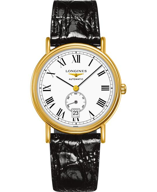 Longines L4.805.2.11.2 Presence Watch 38.5mm
