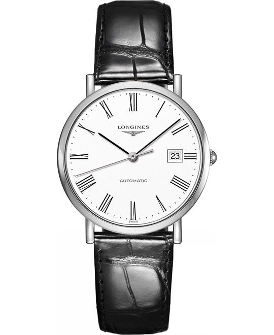 Longines L4.810.4.11.2 Elegant Watch 37mm