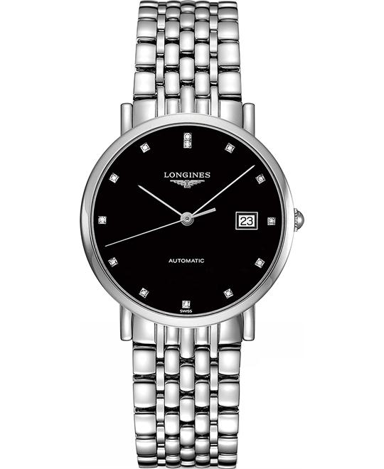 Longines L4.810.4.57.6 Elegant Watch 37mm