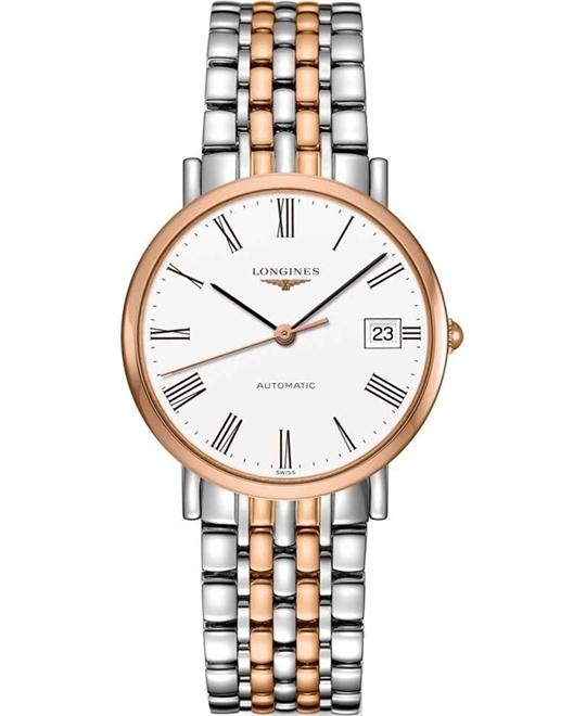 Longines L4.810.5.11.7 Elegant Watch 37mm