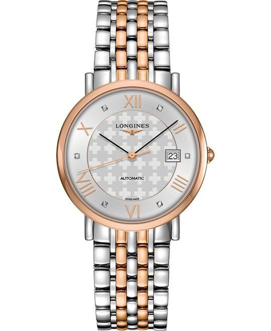 Longines L4.810.5.97.7 Elegant Watch 37mm