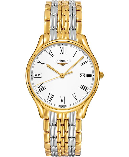 Longines L4.859.2.11.7 Lyre Watch 38.5mm