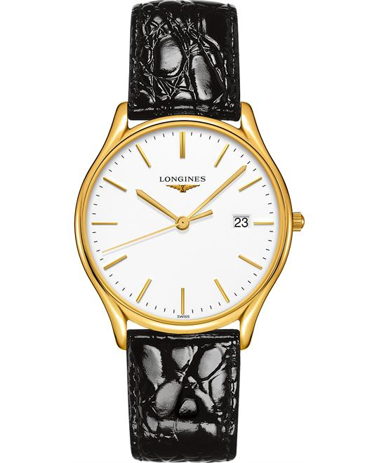 Longines L4.859.2.12.2 Lyre Watch 38.5mm