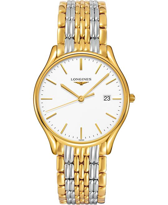 Longines L4.859.2.12.7 Lyre Watch 38.5mm