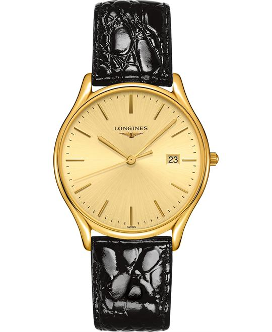 Longines L4.859.2.32.2 Lyre Watch 38.5mm