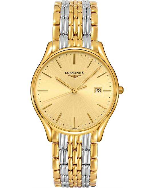 Longines L4.859.2.32.7 Lyre Watch 38.5mm