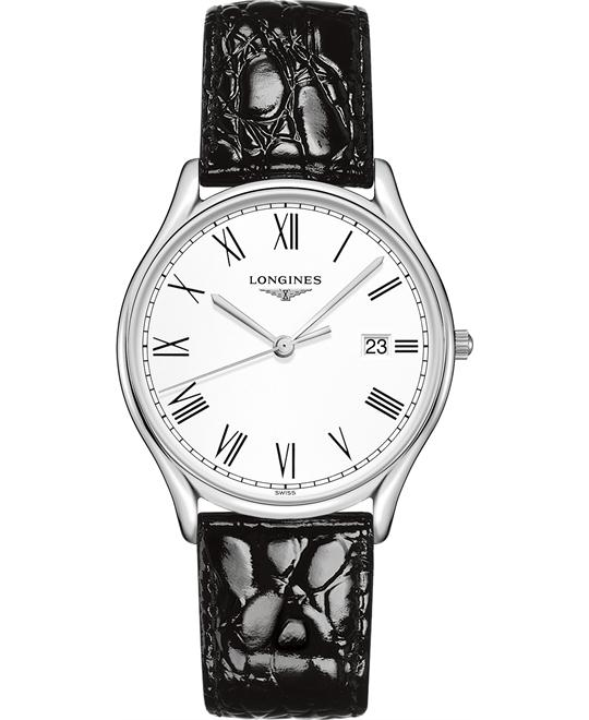 Longines L4.859.4.11.2 Lyre Watch 38.5mm