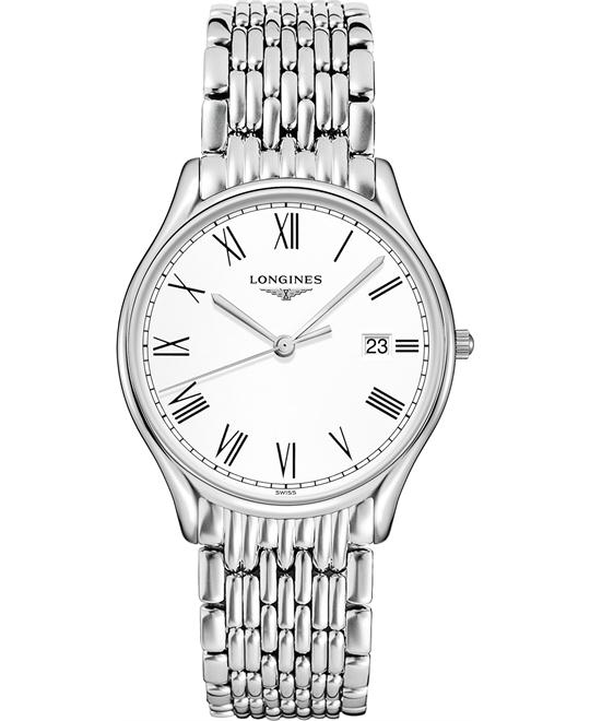 Longines L4.859.4.11.6 Lyre Watch 38.5mm