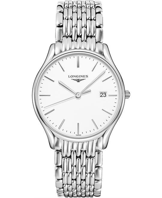 Longines L4.859.4.12.6 Lyre Watch 38.5mm