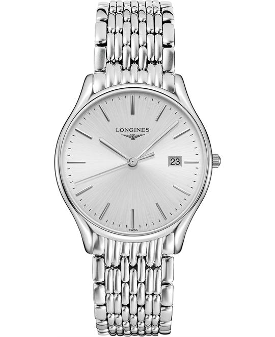 Longines L4.859.4.72.6 Lyre Watch 38.5mm