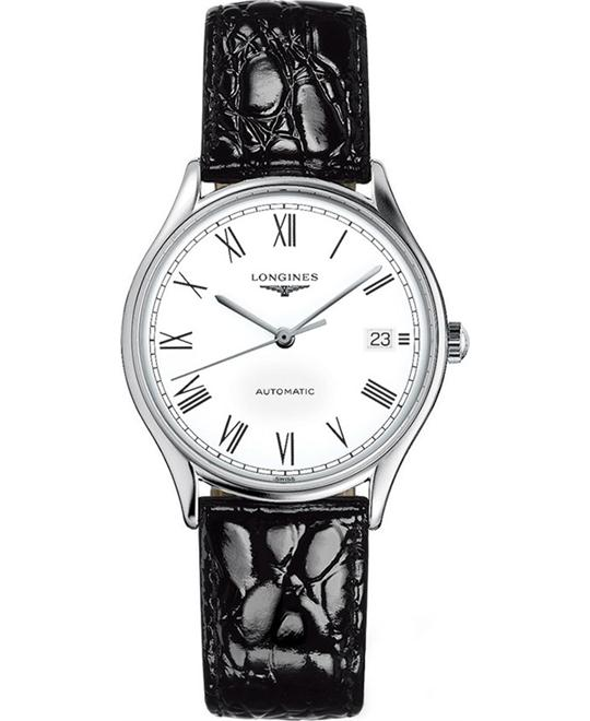 Longines L4.860.4.11.2 Lyre 35mm