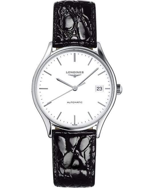 Longines L4.860.4.12.2 Lyre 35mm