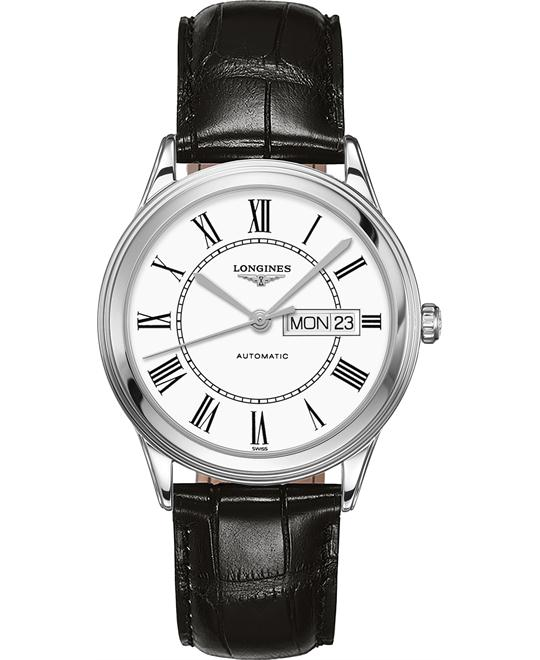 Longines L4.899.4.21.2 Flagship Watch 38.5mm