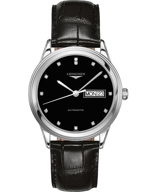 Longines L4.899.4.57.2 Flagship Watch 38.5mm