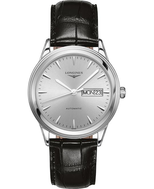 Longines L4.899.4.72.2 Flagship Watch 38.5mm
