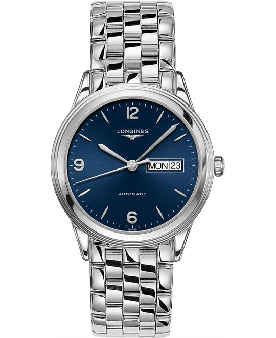 Longines L4.899.4.96.6 Flagship Watch 38.5mm