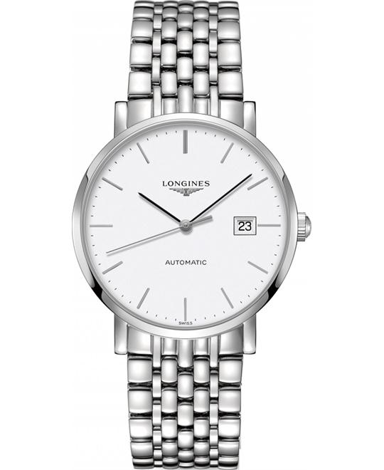 Longines L4.910.4.12.6 Elegant Watch 39mm