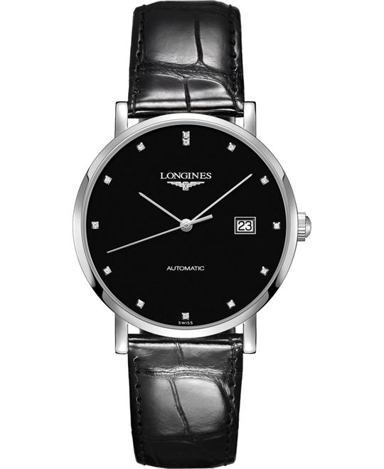 Longines L4.910.4.57.2 Elegant Watch 39mm