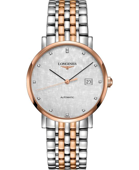 Longines L4.910.5.77.7 Elegant Watch 39mm