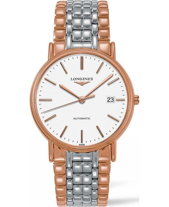 Longines L4.921.1.12.7 Presence Men's Watch 38.5mm