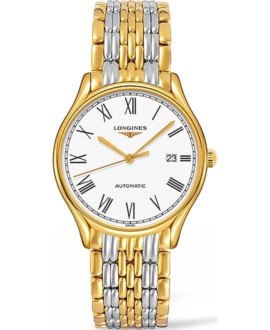 Longines L4.960.2.11.7 Lyre 38.5mm