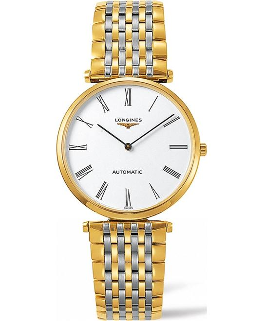Longines L49082117 La Grande Automatic Watch 36mm