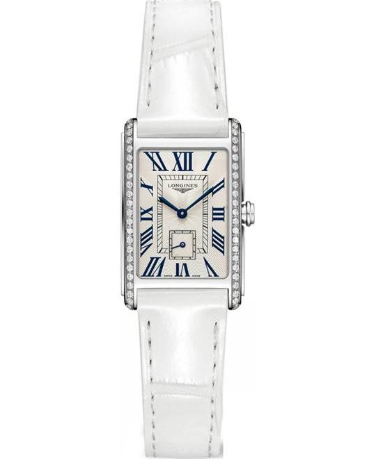 đồng hồ Longines L5.255.0.71.2 DolceVita 20.5x32mm